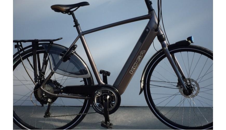 'Nieuwe' tweedehands elektrische fietsen