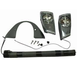 Spanninga Verlichting Spanninga Forklight Naafdynamo Model J