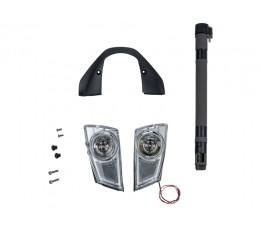 Spanninga Lit Spn Fklit Bat Kit My 2012 428355