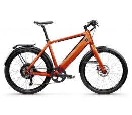 "Stromer St1 X Orange Sport 22"" Epac 25kmh, Orange"