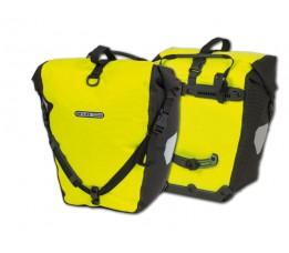 Tas Backroller High Visibility F5151 Geel Fluo/zwart Ql2.1