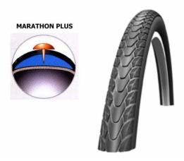 Schwalbe Buitenband  Marathon Plus Hs348 Sg 37-622 Zwart