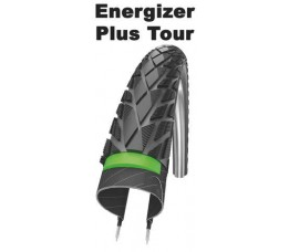 Schwalbe Buitenband  Energizer Plus Tour Hs 441 622-47 Z/z Pl Refl.