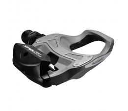 Shimano Pedalen Spd-sl Shimano R550 M/plaatjes Sm-sh11 Grijs