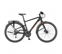 Scott Bike Silence 20 Men Xl, Zwart Rood