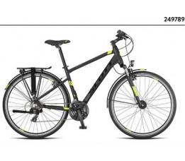 Scott Bike Sub Sport 40 Men Xl, Mat Zwart