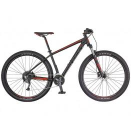 Scott Bike Aspect 940 Black/red (kh), Zwart