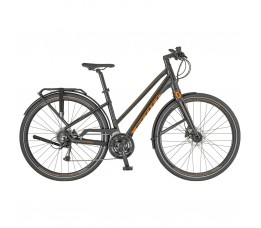 Scott Bike Silence 30 Lady, Zwart Rood