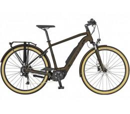 Scott Sco Bike Sub Active Eride Men Xl, Brown/black