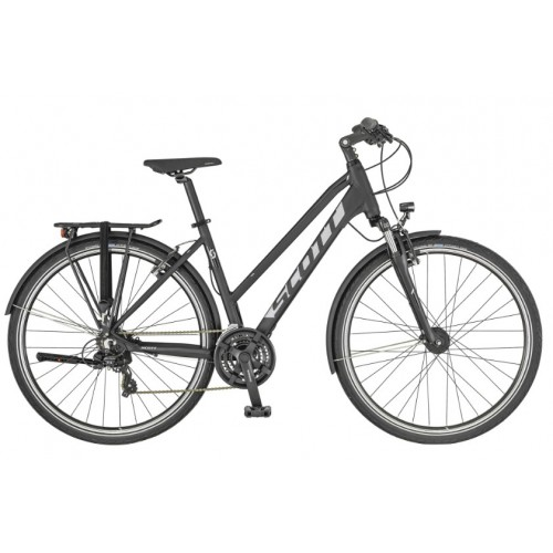Scott Sco Bike Sub Sport 40 Lady, Black
