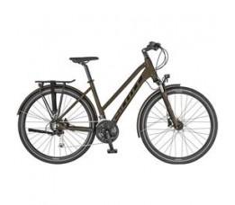 Scott Sco Bike Sub Sport 30 Lady, Black Brown