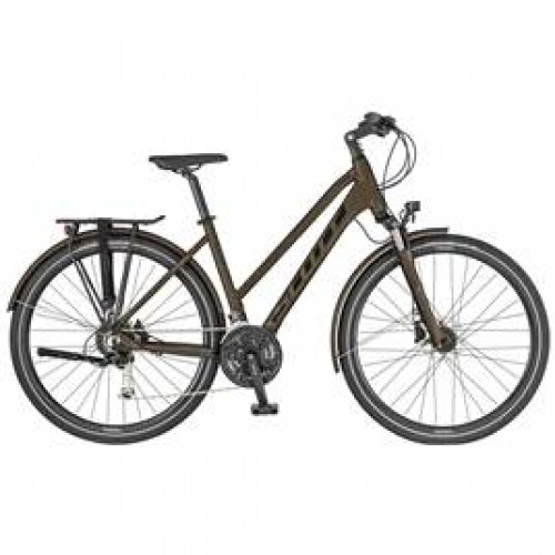 Scott Sco Bike Sub Sport 30 Lady, Black Brown