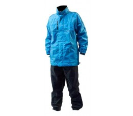 Xlc Regenpak  Blauw M/l