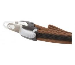 Xlc Snelbinder  Zwart/bruin
