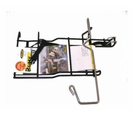 Steco Buggy-mee Steco Luxe Zwart 7kg