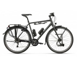 Koga Worldtraveller, Off Black Matt