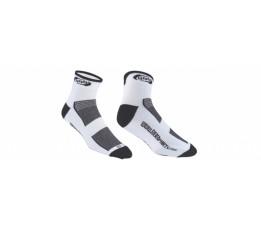 Bbb Bso-01 Sokken Technofeet Wit-zwart 35-38