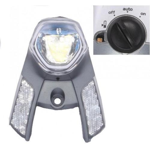Spanninga Koplamp Gazelle Power Eye Batterij