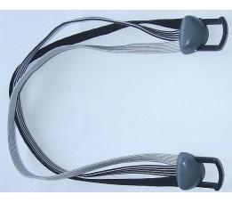 Widek Snelbinder 28 Power Vision Zwart/zilver Gestreept