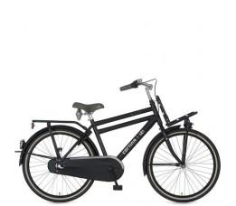 Cortina Transport Mini, Black Matt