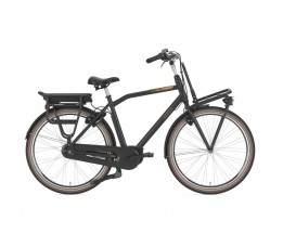 Gazelle Heavydutynl C7 Hmb, Black