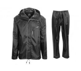 Agu Agu Passat Rain Suit Black M