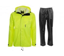 Agu Agu Passat Rain Suit Neon Yellow Xl
