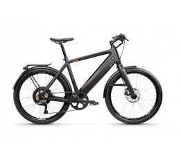 "Stromer St1x Sport 20"" Charcoal 618wh, Charcoal"